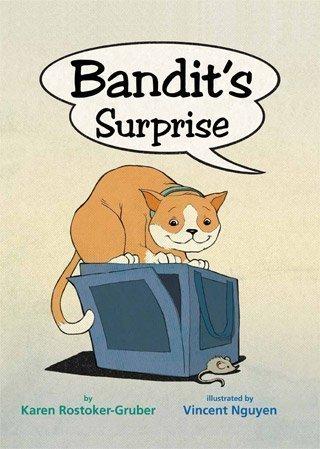 Bandit's Surprise by Karen Rostoker-Gruber